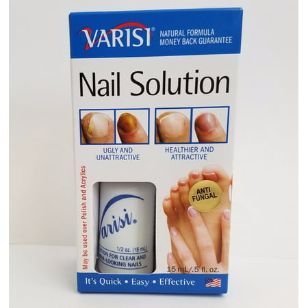 Varisi Nail Solution For Nail Fungus Kill Fungus