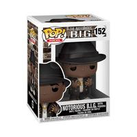 Funko POP! Rocks: Biggie - Notorious B.I.G. w/ Fedora