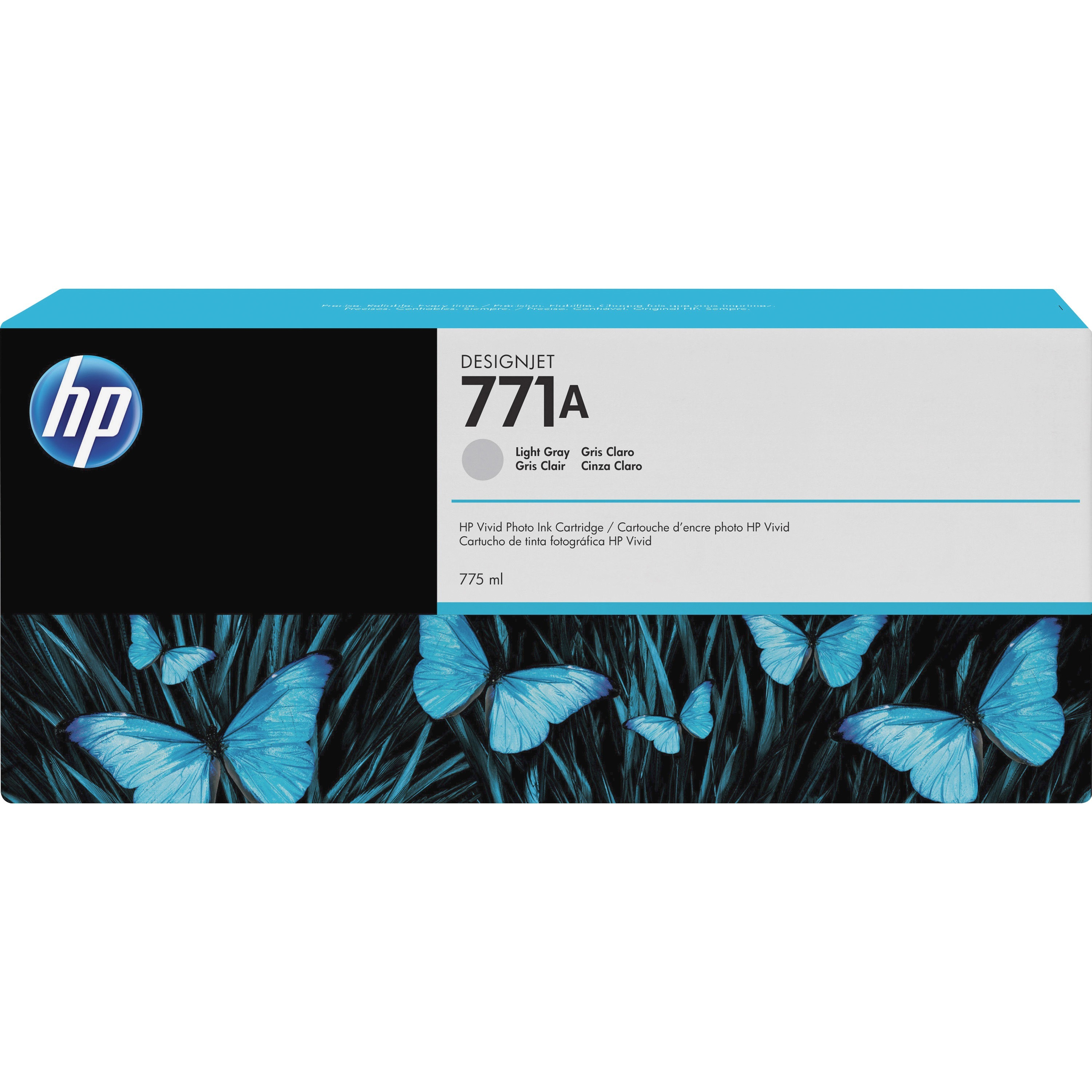HP, HEWB6Y22A, 771 Inkjet Cartridge, 1 Each