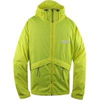 Unisex Thunderlight Rain Jacket - Lime Green / Medium