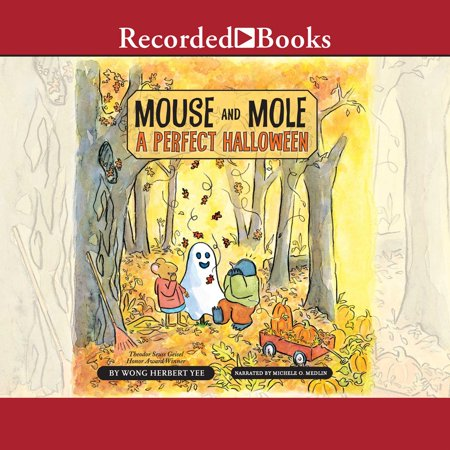 Mouse and Mole: A Perfect Halloween - Audiobook