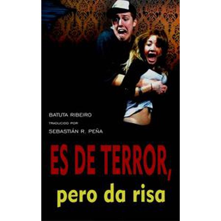 Es de terror, pero da risa - eBook (Risa Diabolica Halloween)