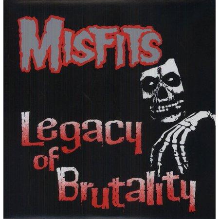 Legacy Of Brutality (Vinyl) - Halloween Misfits Legacy Of Brutality