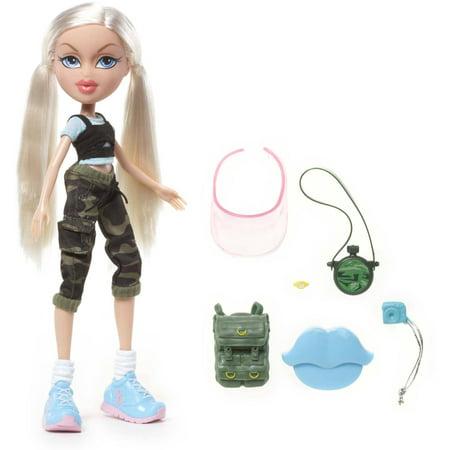 Bratz Fierce Fitness Doll, Cloe