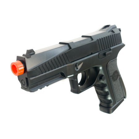 Black Ops BR45 Airsoft Black Pistol (Call Of Duty Black Ops Airsoft Guns)