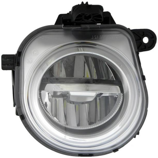 For 2015-2017 BMW X3 Fog Light LED Type Passenger Side