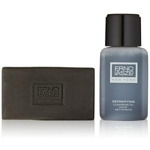 6 Pack - Erno Laszlo Detoxifying Double Cleanse Travel Set 1 ea