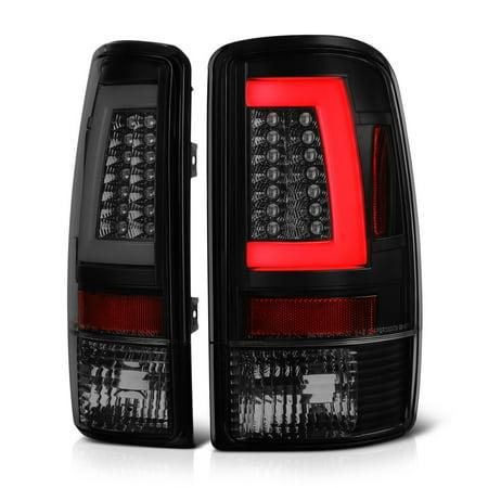- VIPMOTOZ Premium OLED Neon Tube Tail Light Lamp For 2000-2006 Chevy Tahoe Suburban 1500 2500 & GMC Yukon XL