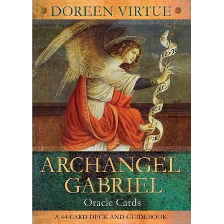 Archangel Gabriel Cards - Archangel Gabriel Boy Or Girl