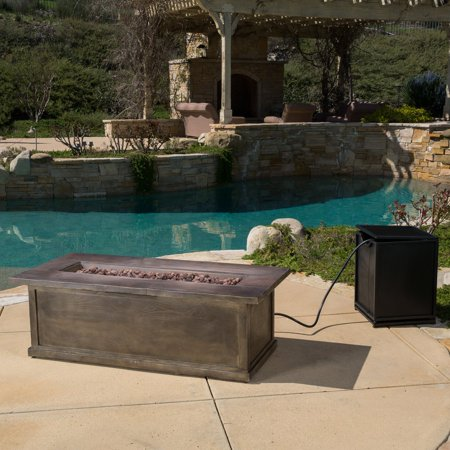 Jordan Propane Fire Pit Table