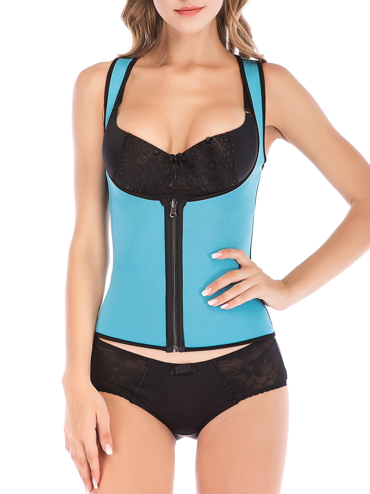 Body Shaper Hot Sweat Vest Women Waist Trainer Cincher Corset Shapewear