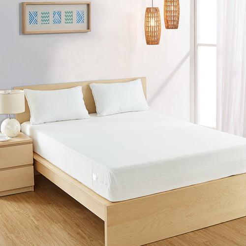 Click here to buy Bargoose Home Textiles Bedbug Solution Zippered Hypoallergenic Waterproof Mattress... by Bargoose Home Textiles.