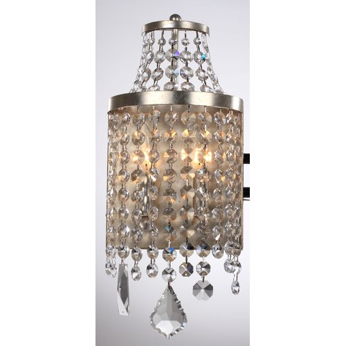 Zeev Palais 2-Light Wall Sconce