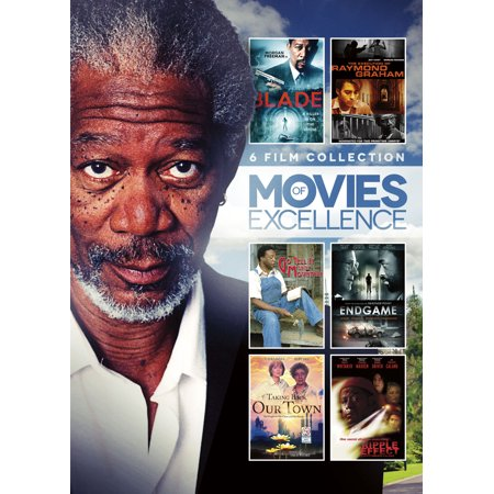6 Film Collection  Movies Of Excellence  Morgan Freeman V 2