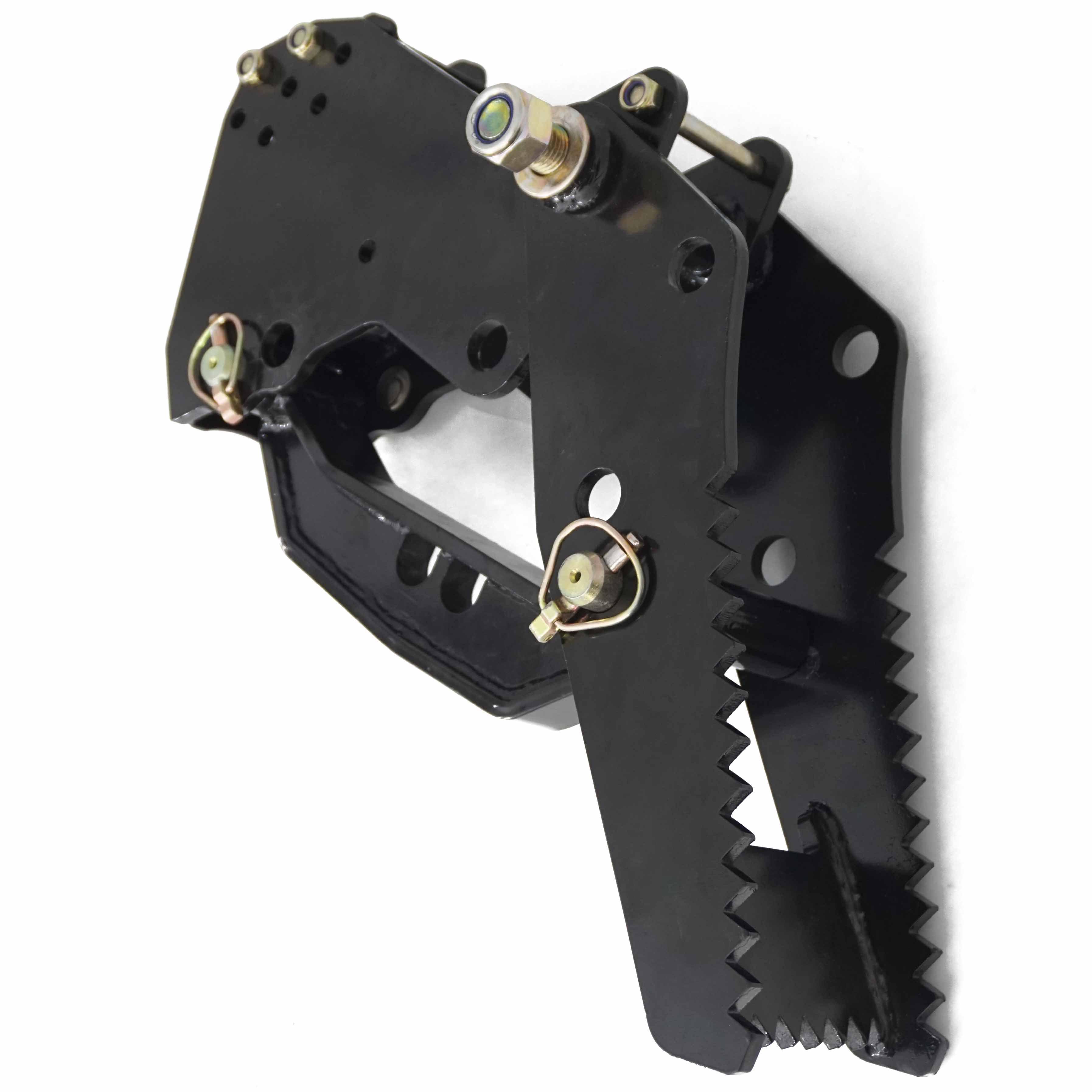 Backhoe Thumb Excavator Bolt On Universal Claw Tractor Attachment Kubota Deere