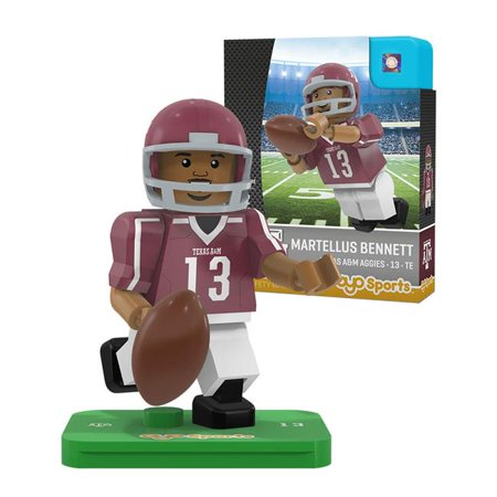Oyo Sports P Cfbtam13cl2 G2le Texas A Aggies Martellus Bennett College Legend Limited Edition Oyo Minifigure