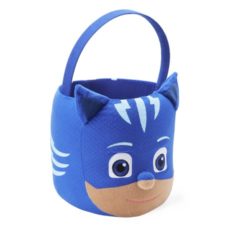 PJ Mask Catboy Jumbo Plush Easter Basket - Grass For Easter Baskets