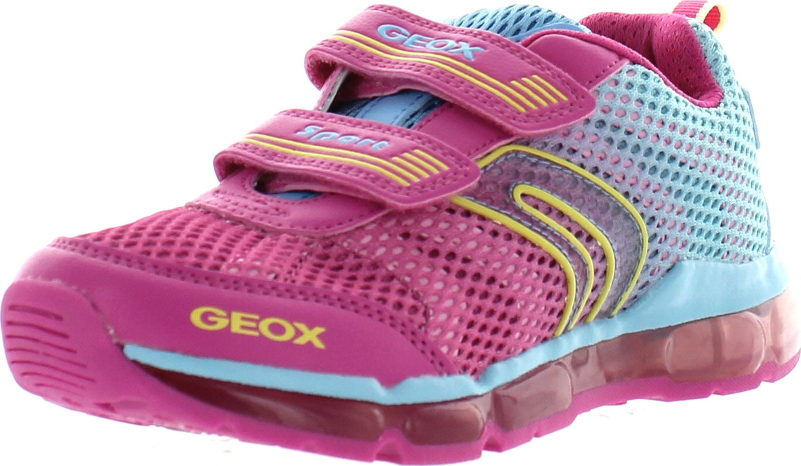Janice Júnior Complicado  Geox - GEOX Girls Jr Android Girl Fashion Sneakers - Walmart.com -  Walmart.com