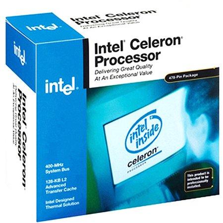 Intel Celeron E3300 Processor 2.5 GHz 1 MB Cache Socket LGA775-