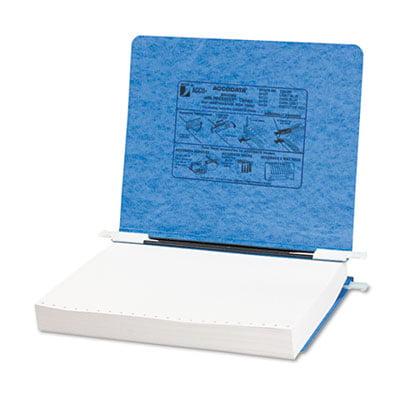 "PRESSTEX Covers w/Storage Hooks, 6"" Cap, Light Blue, Sold as 1 Each"