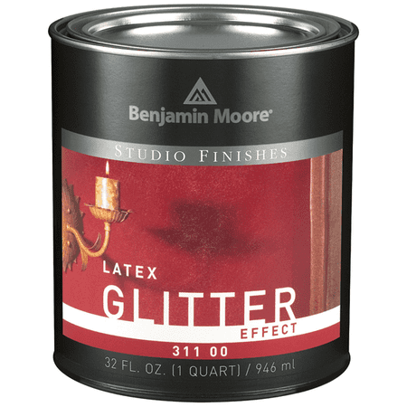 Benjamin Moore Studio Finishes Glitter Effect Quart