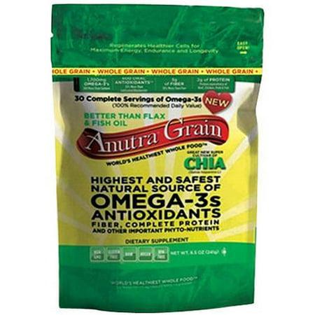 Anutra grains entiers oméga-3, antioxydants, fibres et de protéines, 8,5 OZ