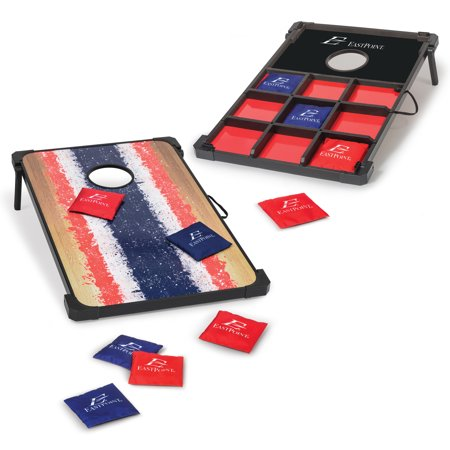 EastPoint Sports Bean Bag Toss & Tic-Tac-Toss Game