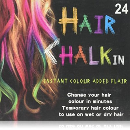 Vova 1 Pcs Hair Care Temporary Powder Color Crayons Chalk Dye Manic Panic Giz Pastel Diy Chalks For Coloring The Styling