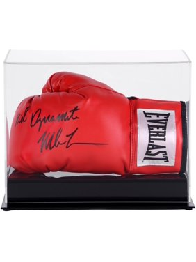 Single Boxing Glove Horizontal Display Case