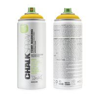 Montana CHALK 400 ml Spray Color, Yellow