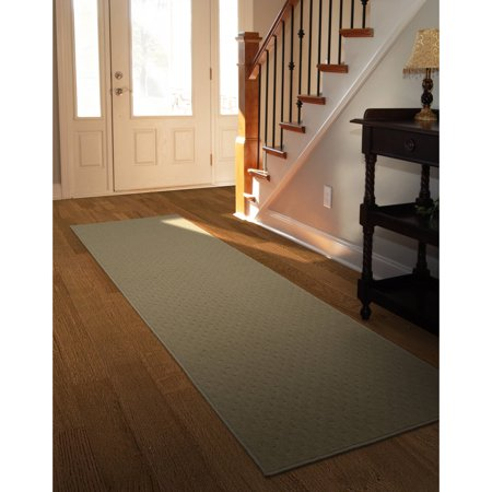 - Garland Medallion Collection Runner Rug