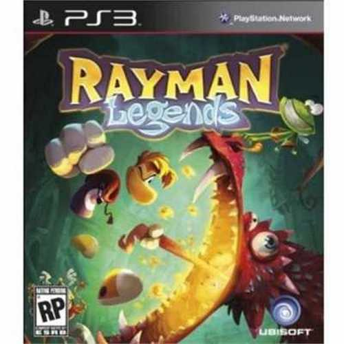 Ubisoft 34766 Rayman Legends (PS3)