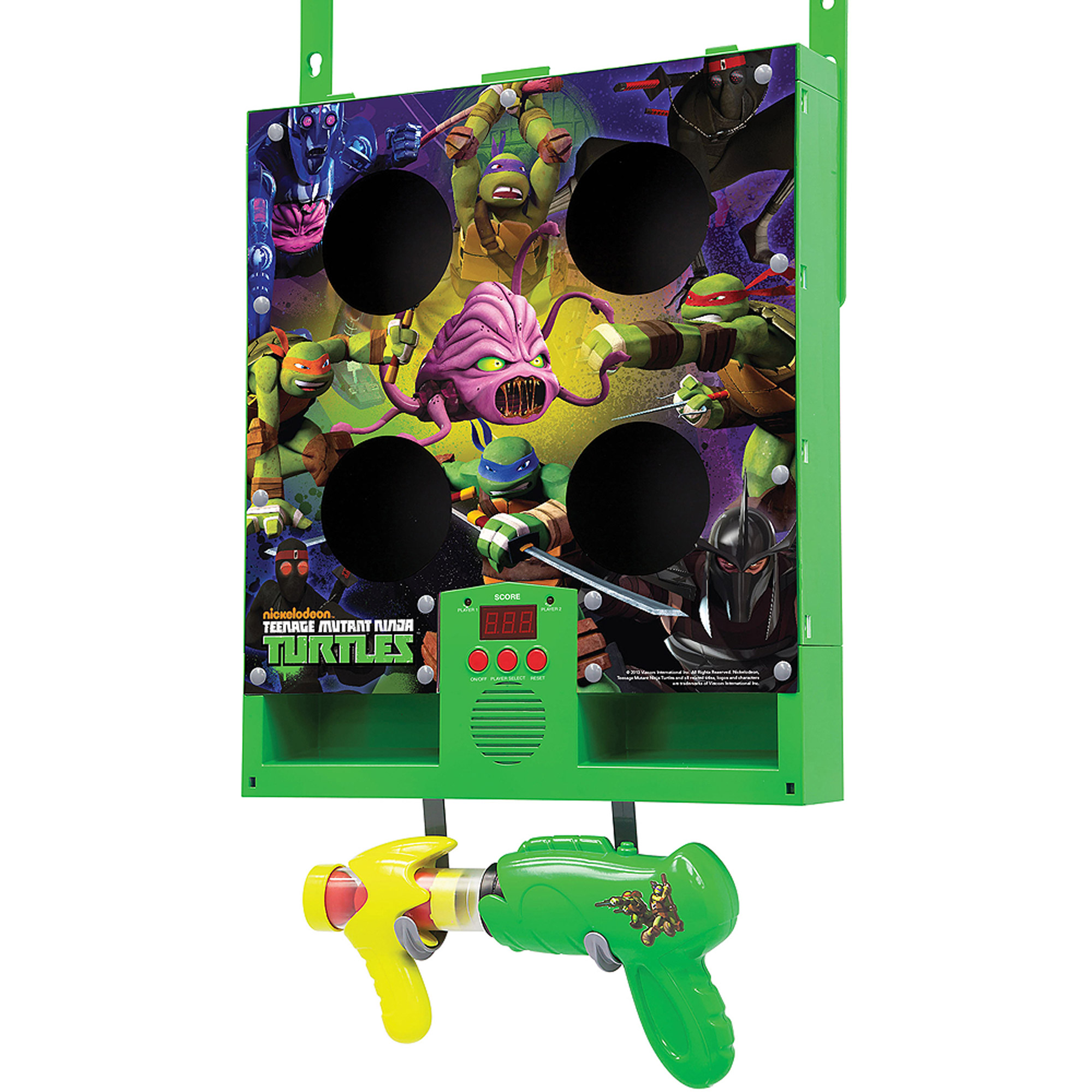 Teenage Mutant Ninja Turtles Electronic T-Blaster Game