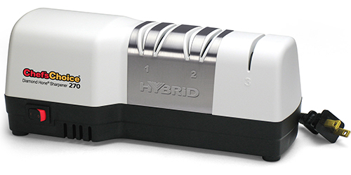 Chef's Choice 270 Hybrid Knife Sharpener 0270100 by Chef's Choice