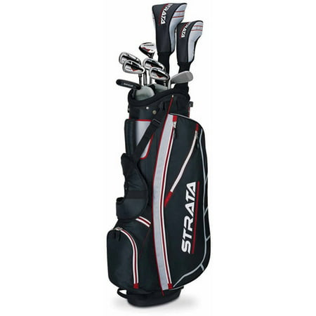 callaway men 39 s strata complete 12 piece golf club set with. Black Bedroom Furniture Sets. Home Design Ideas
