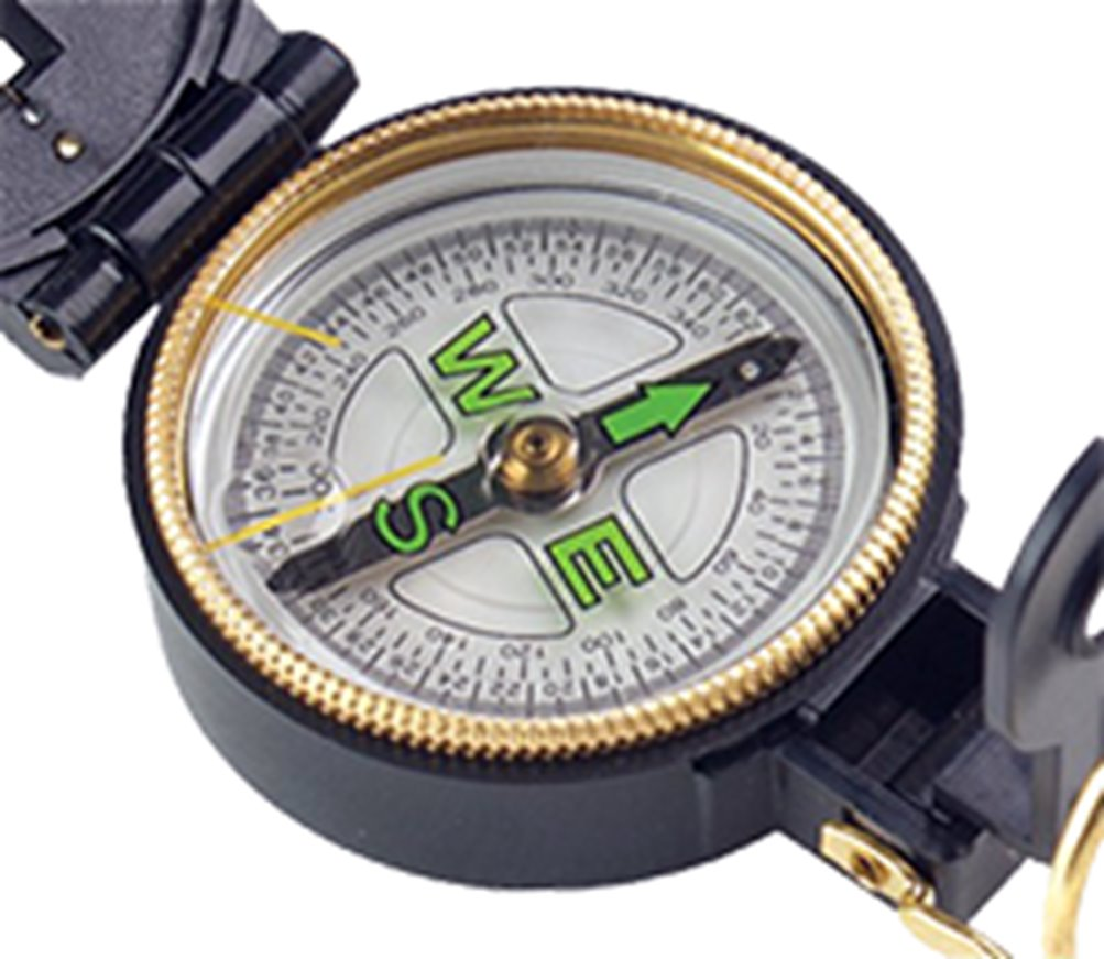 Allen Lensatic Compass by Allen Company