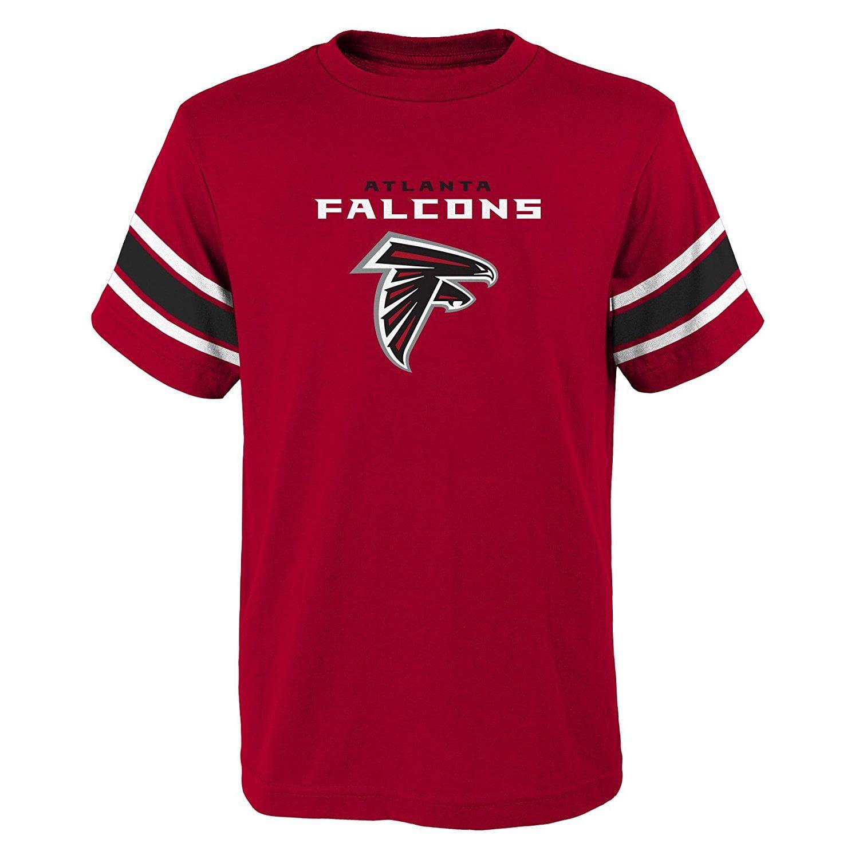 """NFL Youth Atlanta Falcons """"Loyal Fan"""" Short Sleeve Tee"""