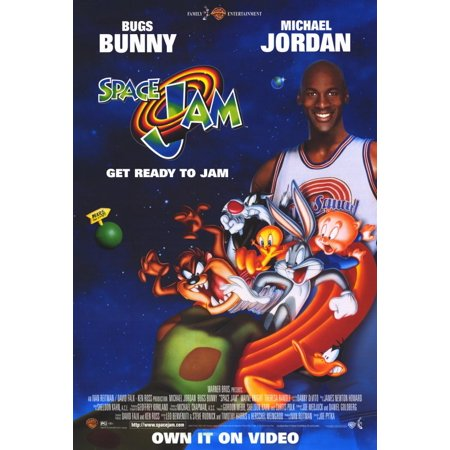 Space Jam - movie POSTER (Style A) (11