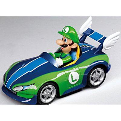 mario kart wii exclusive 3.5 inch pull speed car wild wing - Mario Y Luigi Halloween