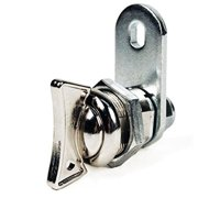 FJM Security Products FJM-0781S 0.62 in. Cylinder Thumb Turn Cam Lock - Chrome, Pack of 6