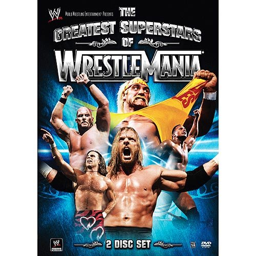 WWE: The Greatest Superstars Of Wrestlemania