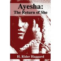 Ayesha: The Return of She (Paperback)