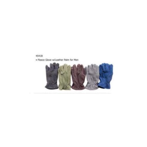 "9.5""  Mens Assorted Fleece Glove (Pack of 60)"
