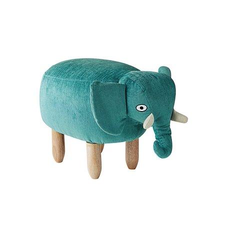 Teal M&m (Oliver - Teal Elephant - Seating)