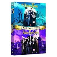 The Addams Family / Addams Family Values: 2 Movie Collection (DVD)