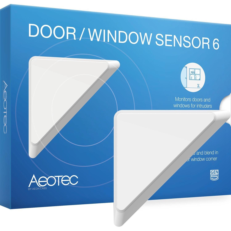 Aeon Labs Door and Window Sensor  6 - ZW112A
