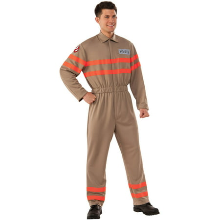 Deluxe Kevin Ghostbuster Adult Halloween Costume - Infant Ghostbuster Costume