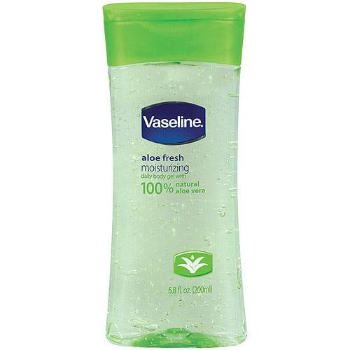 Vaseline Aloe Fresh Moisturizing Daily Body Gel, 6.8 fl oz