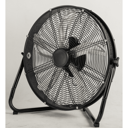 Metal Fan - Mainstays 20`` Hv Drum Fan