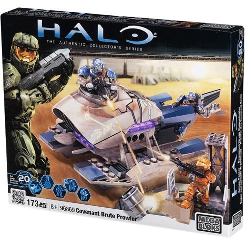 Mega Bloks Halo Covenant Brute Prowler Playset
